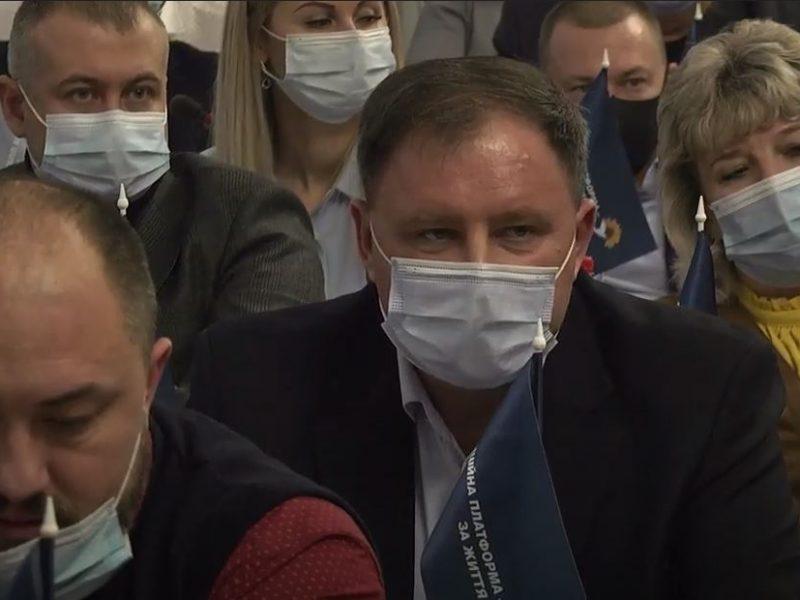 Чайка предложил создать контрольную комиссию по Николаевводоканалу, Сенкевич рассказал о борьбе с искушениями (ВИДЕО)