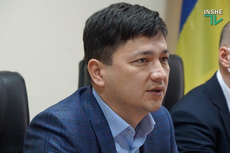 В каждом ОТГ Николаевского района должно быть создано по предприятию, – Ким