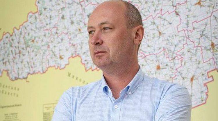 Новый вице-губернатор Николаевщины Кузьмин объявил о закрытии гештальта