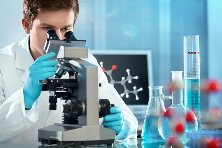 Украинский ученый получил европейский грант в 2 млн. евро для усовершенствования лекарств