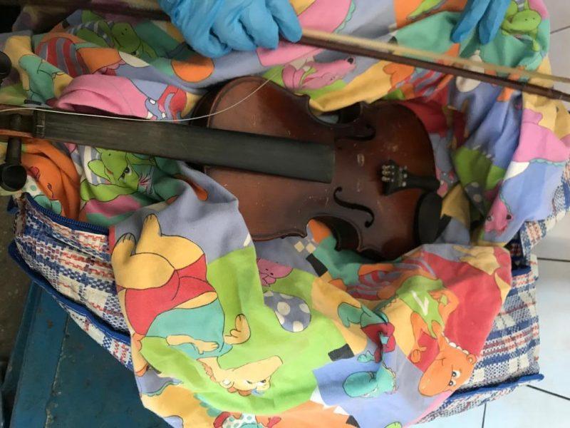 Из Украины пытались вывезти скрипку Страдивари – ей 333 года (ФОТО)