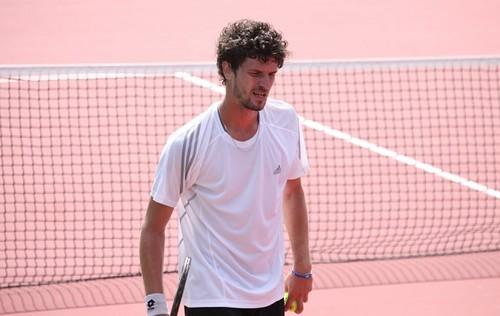 Украинскому  теннисисту  запретили  не только участвовать в соревнованиях, но и посещать матчи