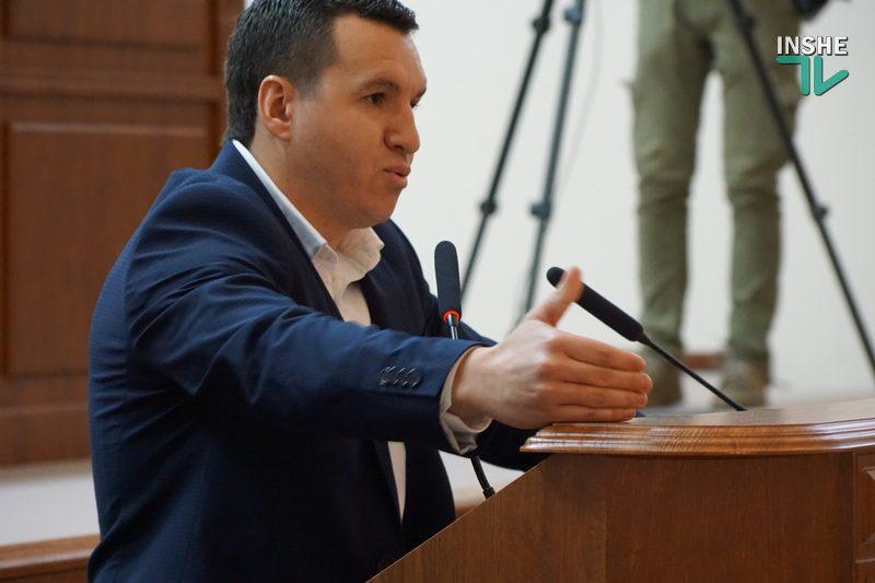 Значит, Талпа ушел не по собственному желанию? Руководители 13 районных в Николаевской области организаций «ЕС» написали письмо Порошенко (ДОКУМЕНТ)