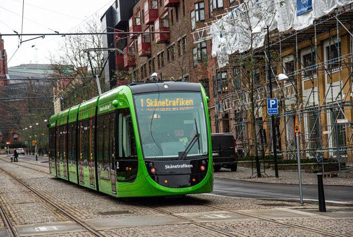 Любо-дорого. В Швеции впервые за 100 лет запустили новую трамвайную линию (ФОТО)