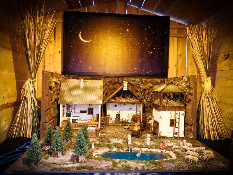 Дух Рождества. Украинский вертеп стал частью выставки в Ватикане (ФОТО)