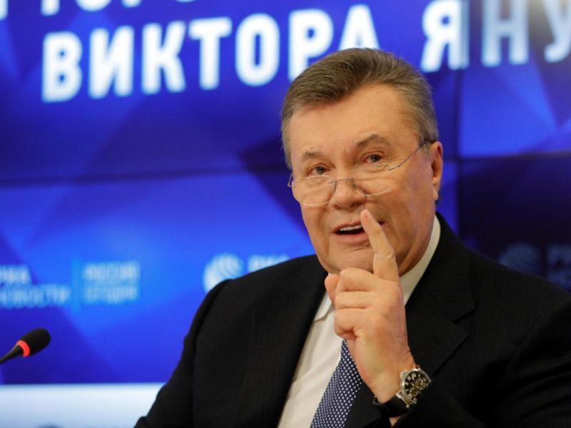 Добро пожаловать. Прокурор предлагает Януковичу явиться в суд лично