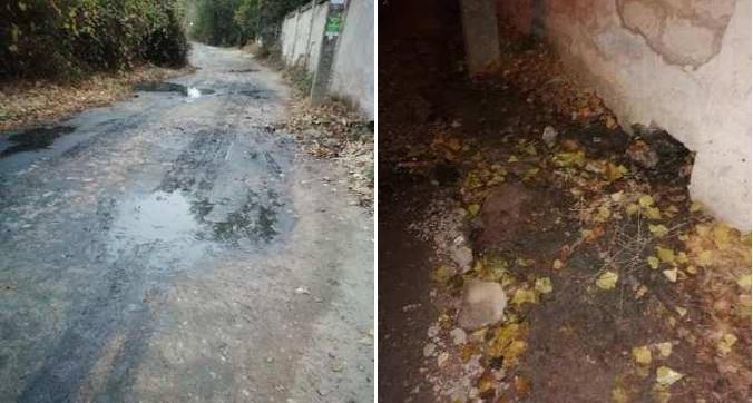 Госэкоинспекция не застала слива нечистот в Корабельном районе Николаева, но последствия увидела (ФОТО)