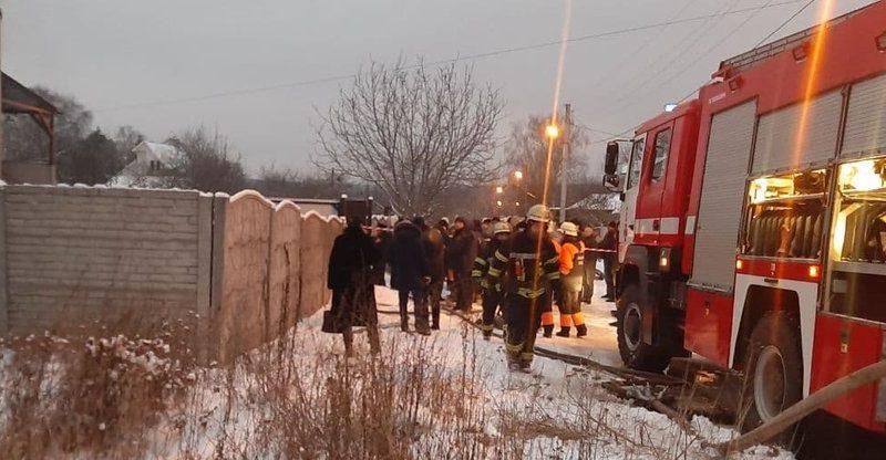 Сгоревший в Харькове дом престарелых был нелегальным, его владельцев уже нашли