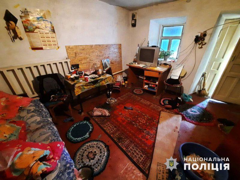 На Николаевщине грабитель проник в дом и жестоко избил женщину, требуя денег