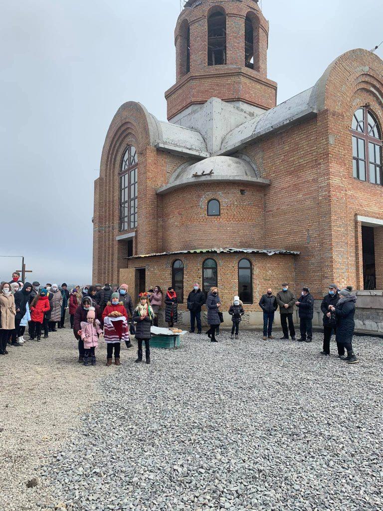 В Николаеве освятили нижний храм УГКЦ (ФОТО) 3