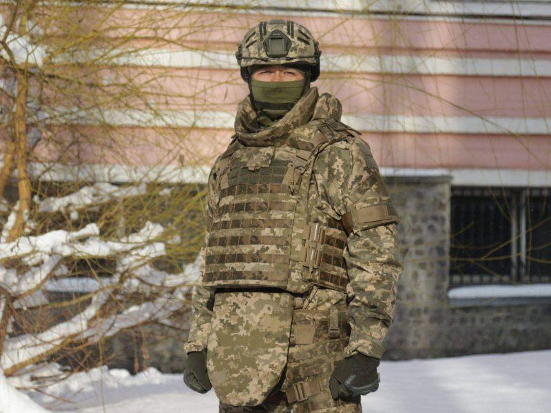 Минобороны впервые разработало бронежилет по стандартам НАТО (ФОТО)