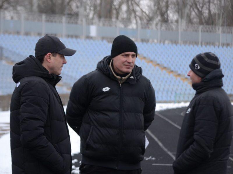 В МФК «Николаев» перетасовали тренерский состав (ВИДЕО)