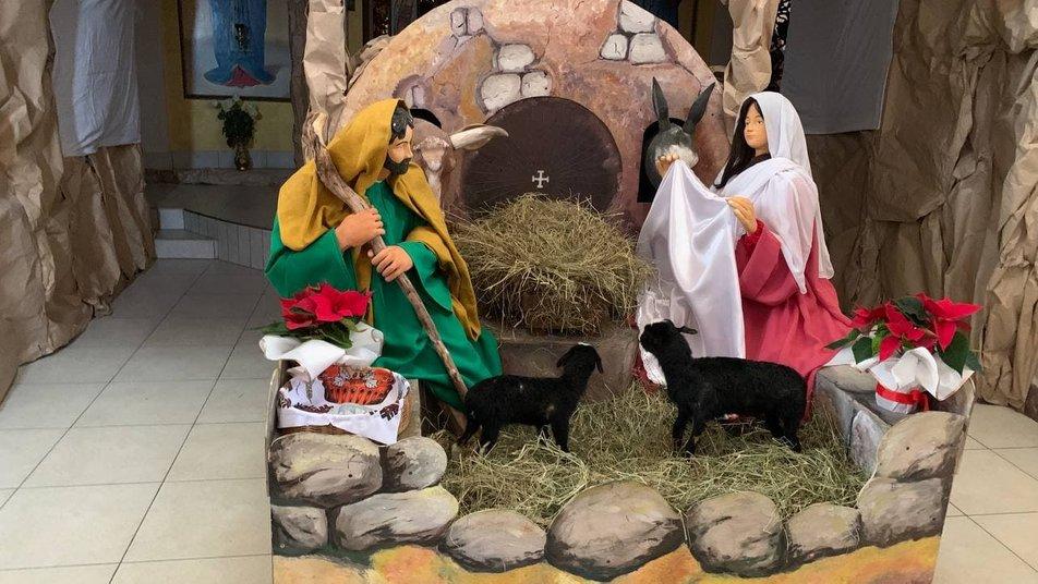 В Тернополе открылся самый большой в стране Рождественский вертеп (ФОТО, ВИДЕО) 1