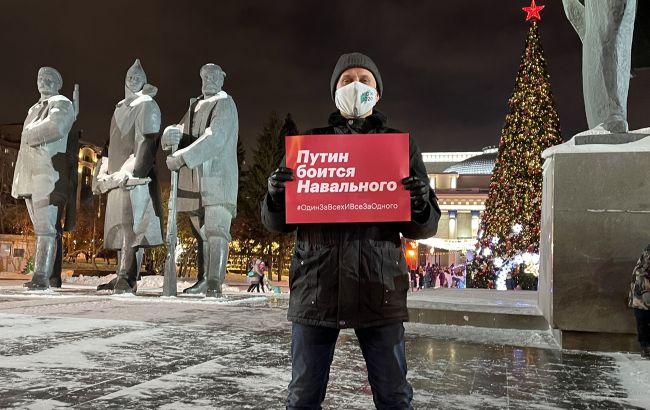 Массовые задержания и избиения: как в России проходят митинги в поддержку Навального (ВИДЕО)