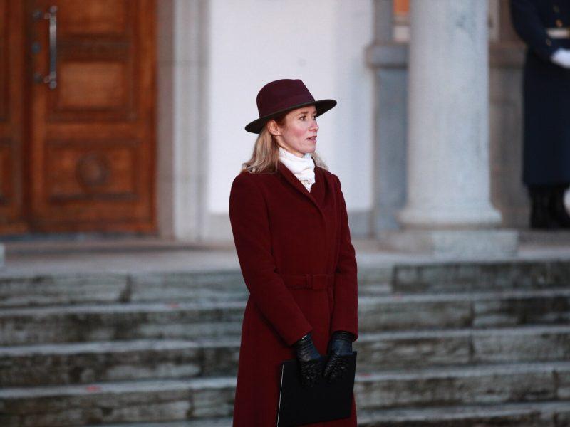 В Эстонии премьер-министром впервые стала женщина (ФОТО)