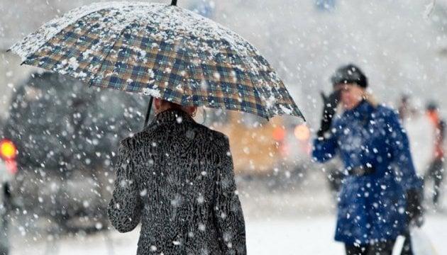 Николаеву и области на завтра-послезавтра обещают много снега и сильный ветер