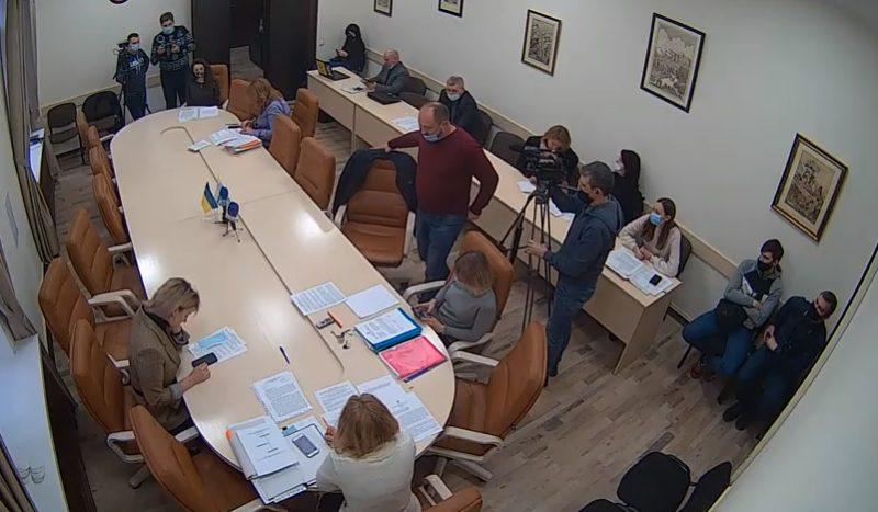 Вопрос по русскому языку профильная депутатская комиссия Николаевского горсовета не смогла рассмотреть уже дважды