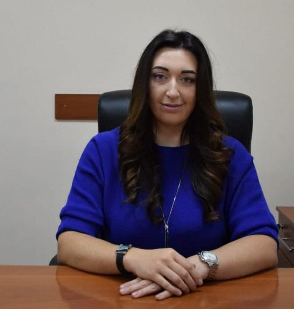 Руководителем аппарата Николаевской ОГА стала экс-сотрудница управления юстиции (ФОТО) 1