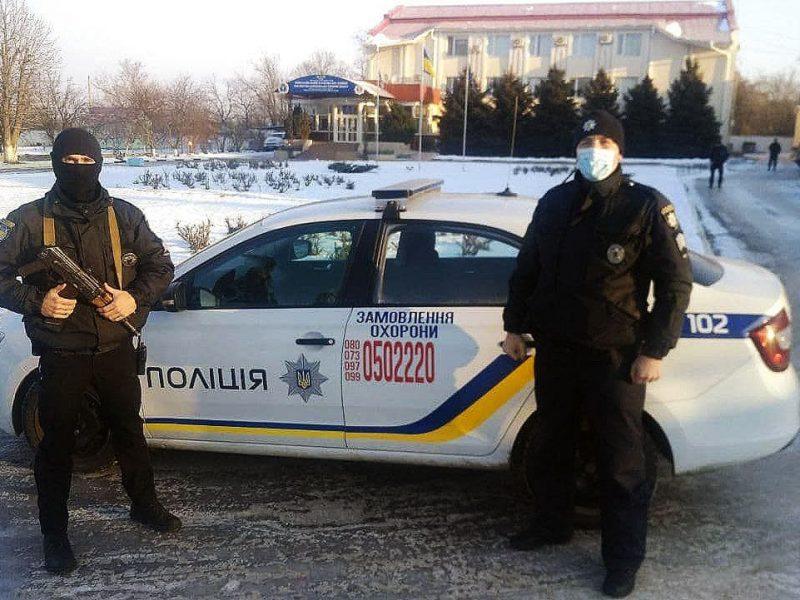 В Николаеве женщину ограбил сводный брат – полицейские охраны его задержали (ФОТО)