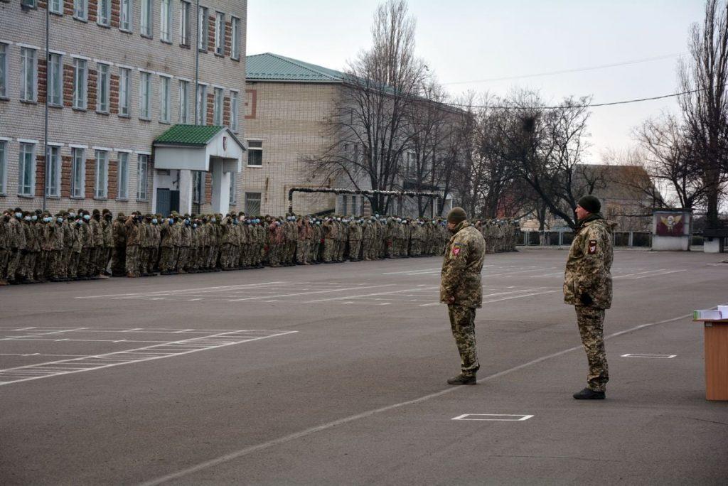 Теперь точно вернулись: в Николаеве встретили десантников 79-ки, возвратившихся с Донбасса (ФОТО) 3