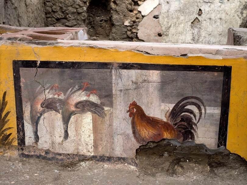 В Древних Помпеях был фаст-фуд. И знаете, что они ели? (ФОТО) 9