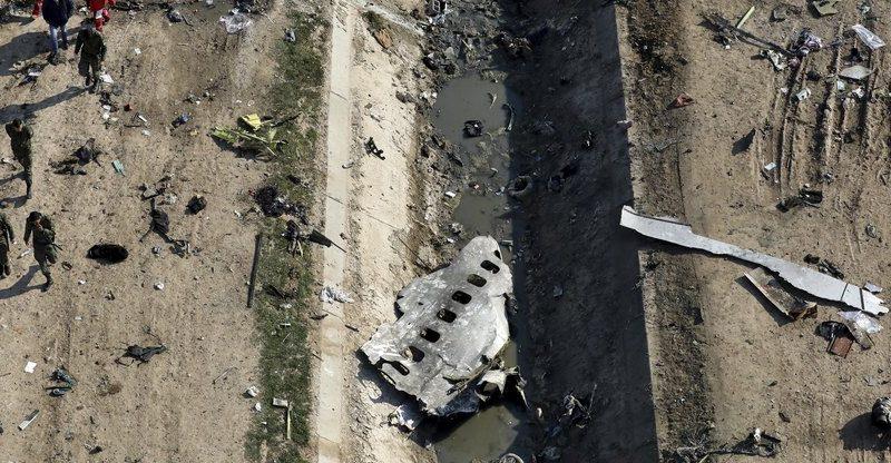 Иран с пятой попытки передал Украине технический отчет о причинах крушения самолета МАУ