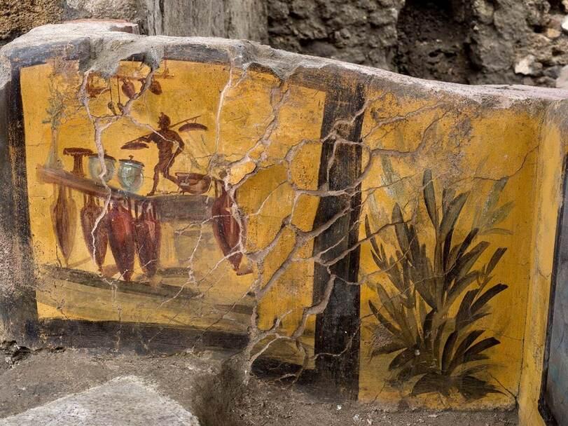 В Древних Помпеях был фаст-фуд. И знаете, что они ели? (ФОТО) 11