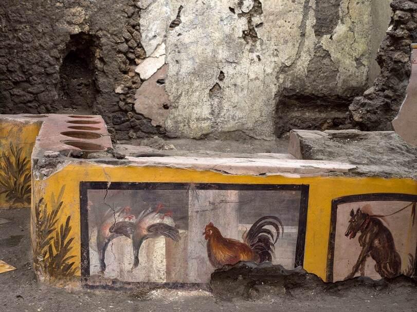 В Древних Помпеях был фаст-фуд. И знаете, что они ели? (ФОТО) 15