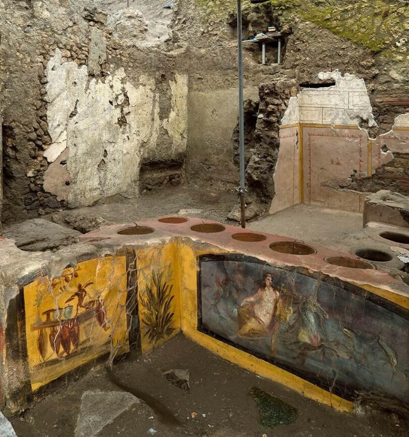 В Древних Помпеях был фаст-фуд. И знаете, что они ели? (ФОТО) 17