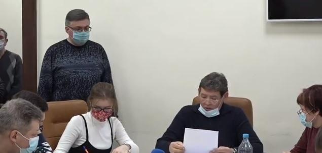 Вопрос с помещением для газеты «Вечерний Николаев» отложен до весны