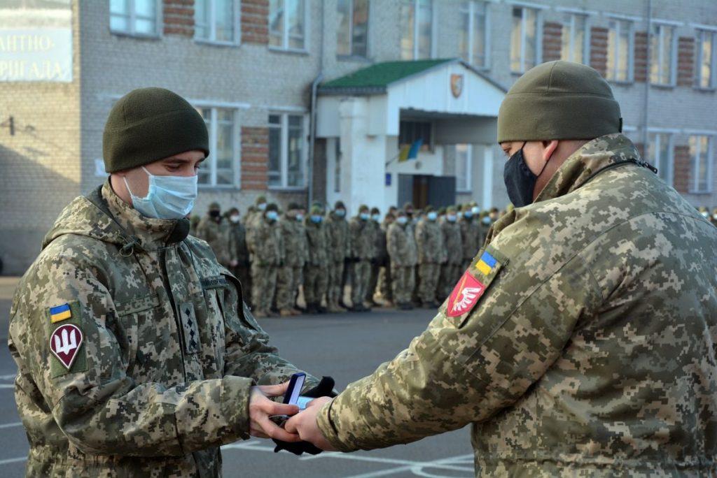 Теперь точно вернулись: в Николаеве встретили десантников 79-ки, возвратившихся с Донбасса (ФОТО) 21