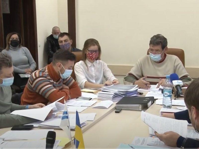 Депутаты комиссии по ЖКХ согласовали ликвидацию ЖКП «Південь», но дольше выясняли, кто и зачем сталкивает их лбами с другими депутатами (ВИДЕО)