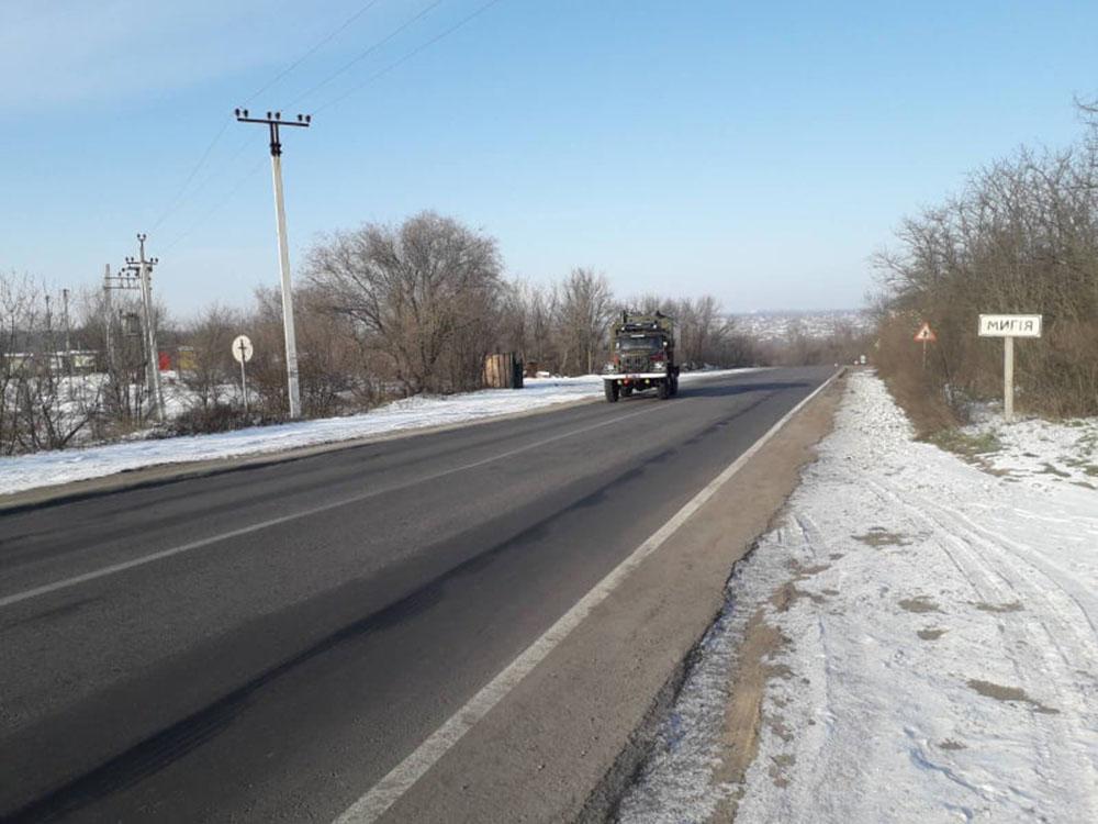 Чтобы никто не замерз. По дорогам Николаевщины курсируют мобильные группы спасателей (ФОТО) 11