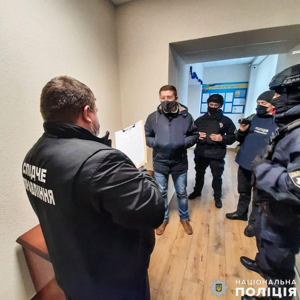 Обыски в УКСе Николаева вызваны информацией о растрате миллиона гривен (ФОТО, ВИДЕО) 1