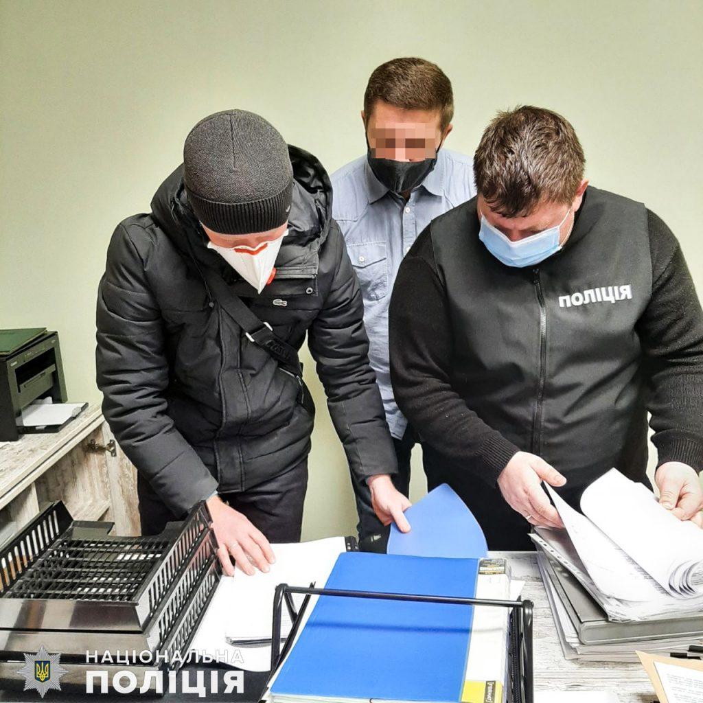 Обыски в УКСе Николаева вызваны информацией о растрате миллиона гривен (ФОТО, ВИДЕО) 3