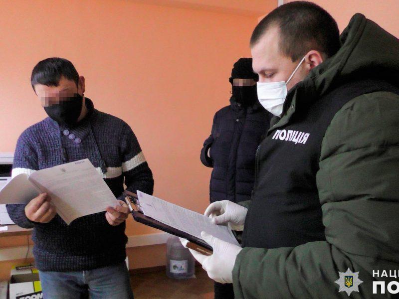 Обыски в УКСе Николаева вызваны информацией о растрате миллиона гривен    (ФОТО, ВИДЕО)