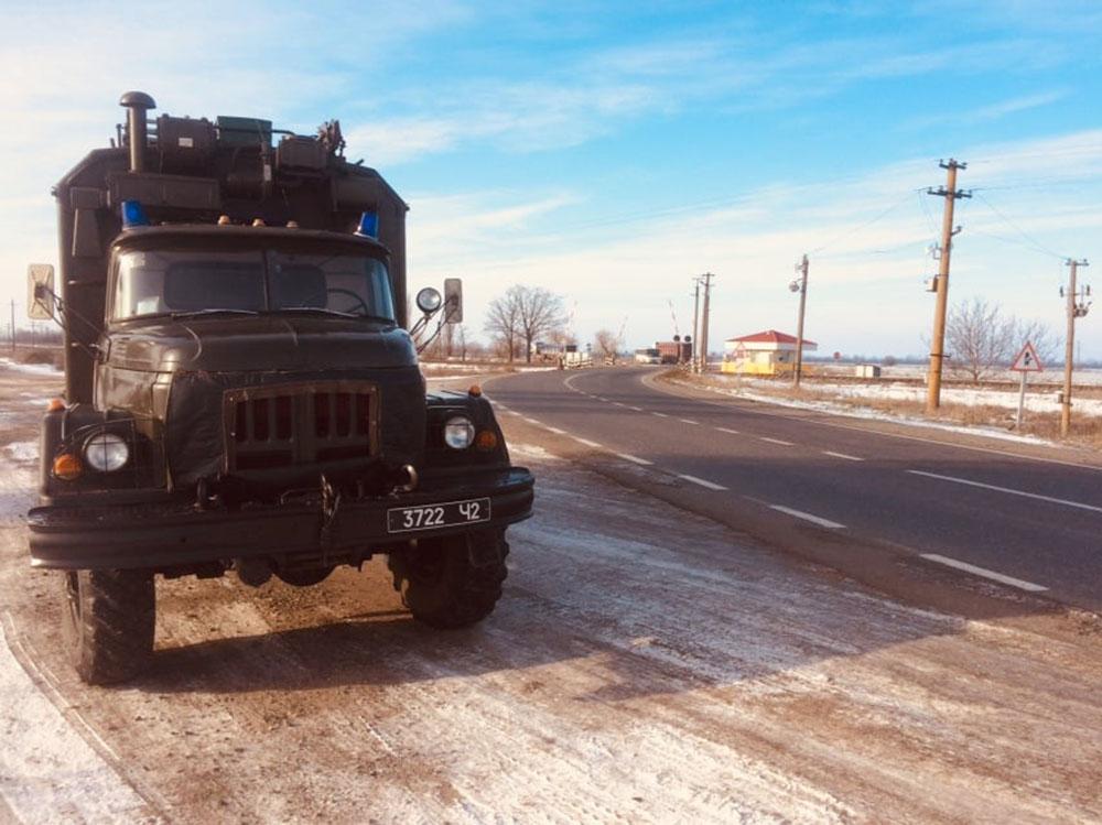Чтобы никто не замерз. По дорогам Николаевщины курсируют мобильные группы спасателей (ФОТО) 9