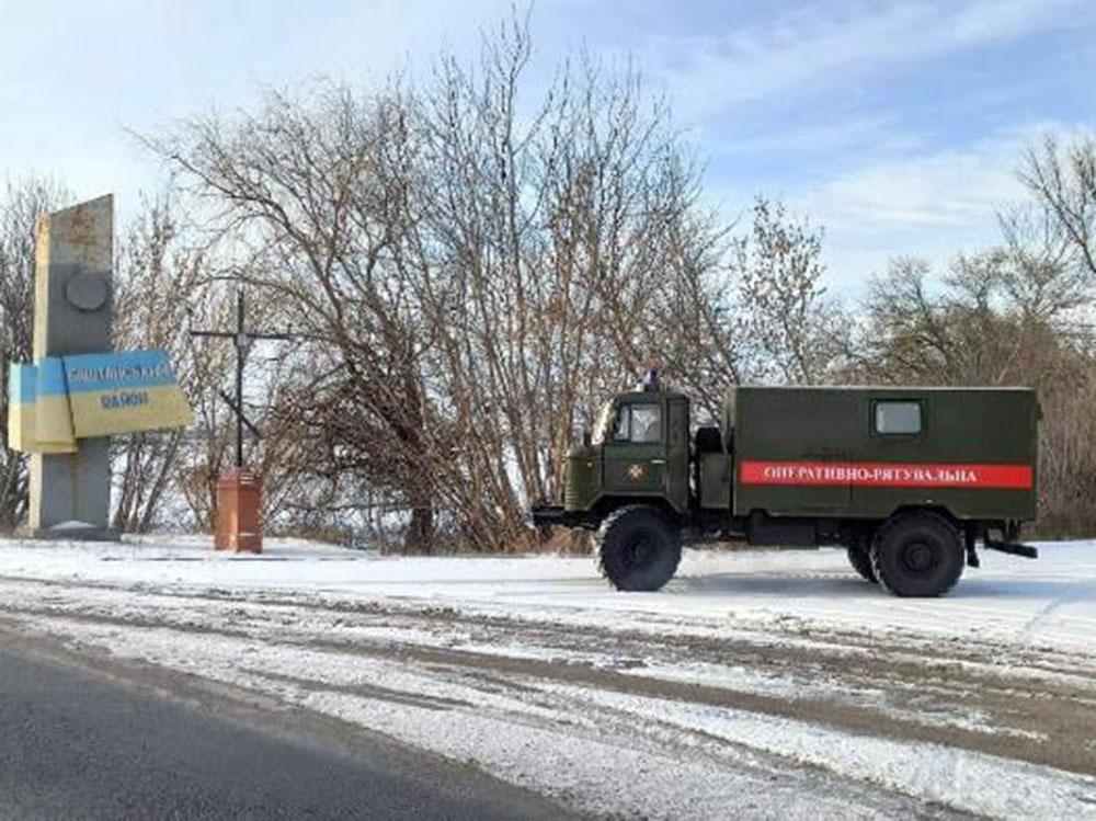 Чтобы никто не замерз. По дорогам Николаевщины курсируют мобильные группы спасателей (ФОТО) 3