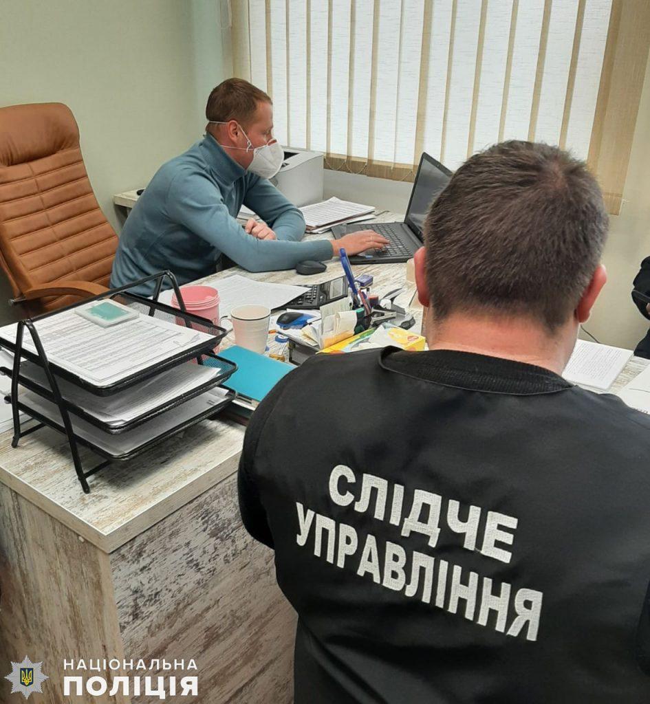 Обыски в УКСе Николаева вызваны информацией о растрате миллиона гривен (ФОТО, ВИДЕО) 7