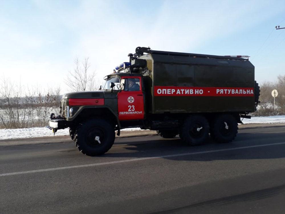 Чтобы никто не замерз. По дорогам Николаевщины курсируют мобильные группы спасателей (ФОТО) 1