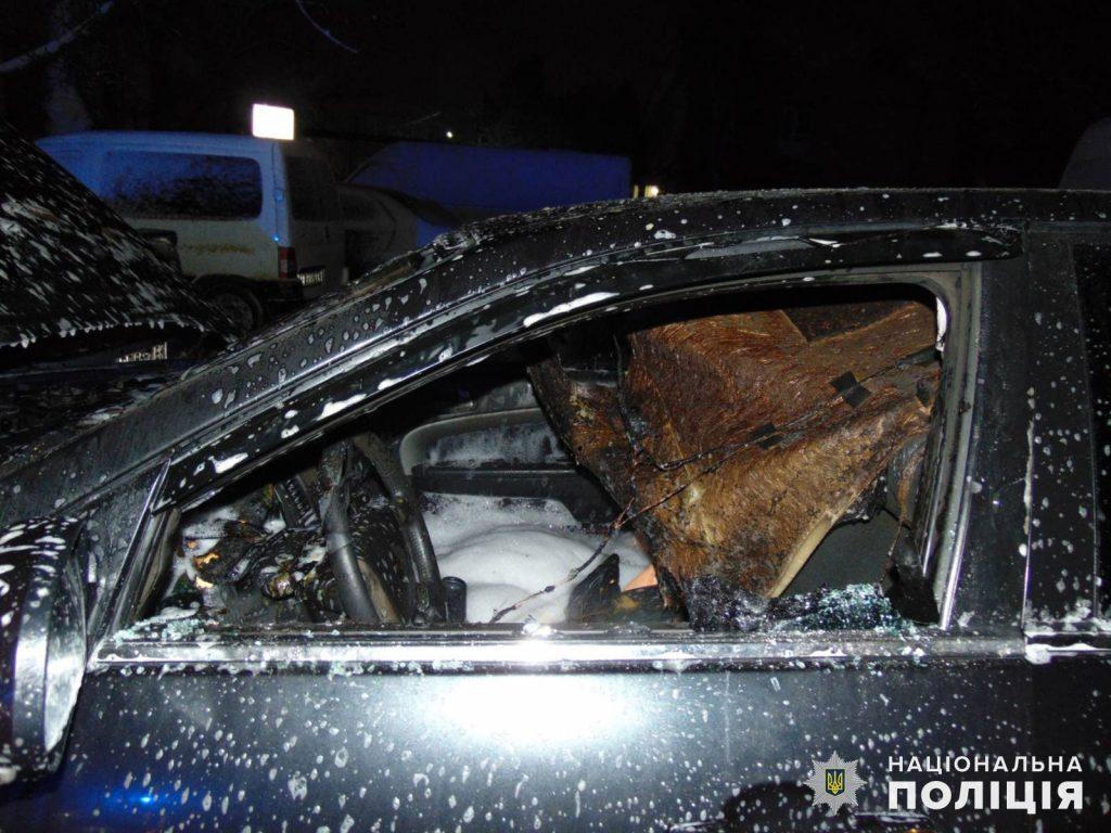 В Николаеве полиция расследует поджог автомобиля Chevrolet в Ингульском районе (ФОТО) 3
