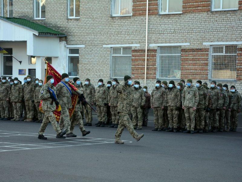 Теперь точно вернулись: в Николаеве встретили десантников 79-ки, возвратившихся с Донбасса (ФОТО)