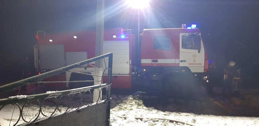 Из-за печек в Николаевской области трижды тушили пожары в жилье. В Витовском районе погибла 37-летняя женщина (ФОТО) 3