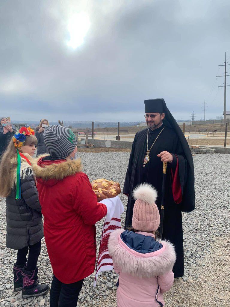 В Николаеве освятили нижний храм УГКЦ (ФОТО) 5