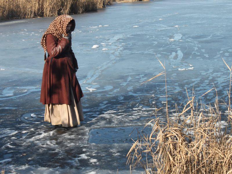 Одесская киностудия снимает фильм о Николае Аркасе и его опере «Катерина» (ФОТО)