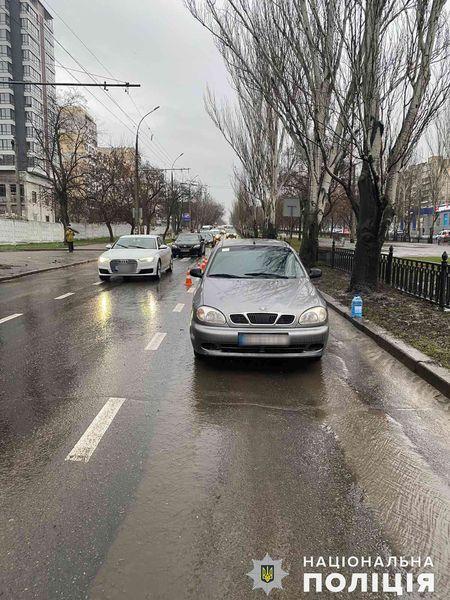 В Николаеве на пр.Центральном сбили пешехода – мужчина в больнице (ФОТО) 1
