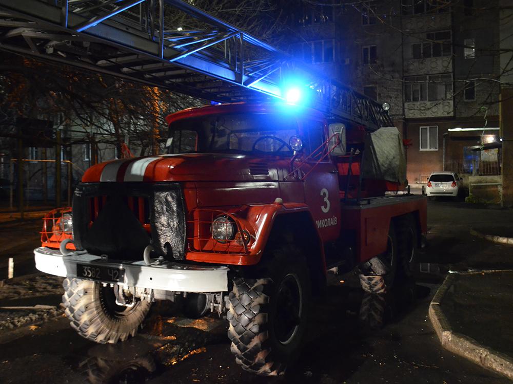 За сутки на Николаевщине произошло 8 пожаров, один из которых – из-за фейерверка (ФОТО) 1