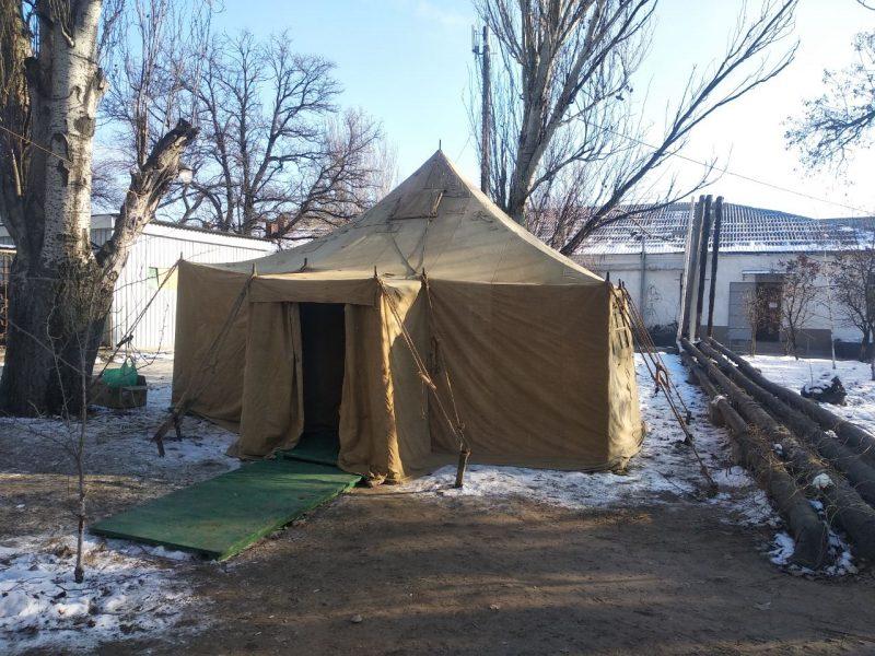 За два дня двое бездомных умерли в пункте обогрева в Николаеве