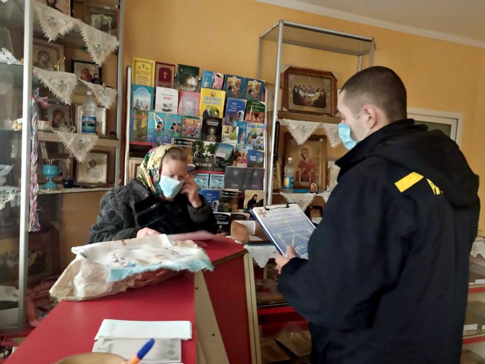 На Николаевщине Рождественские богослужения завершились без происшествий, а на Кировоградщине тушили церковь (ФОТО) 7