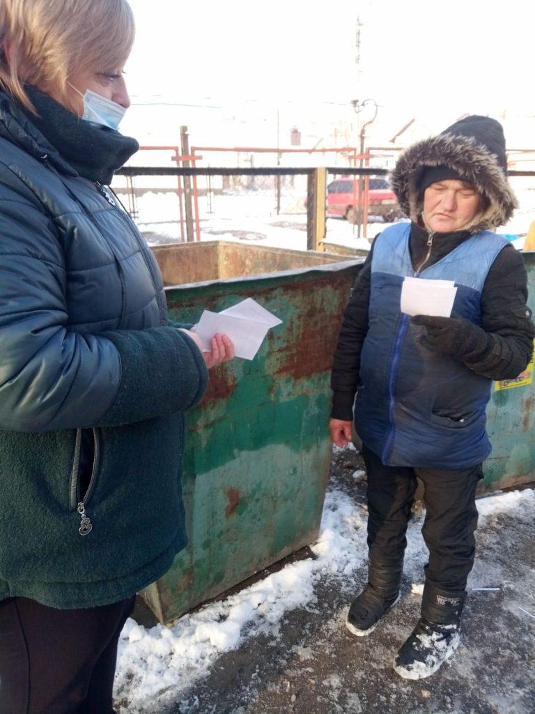 В Николаеве для бездомных работают пункты горячего питания и выдачи теплой одежды (ФОТО) 7